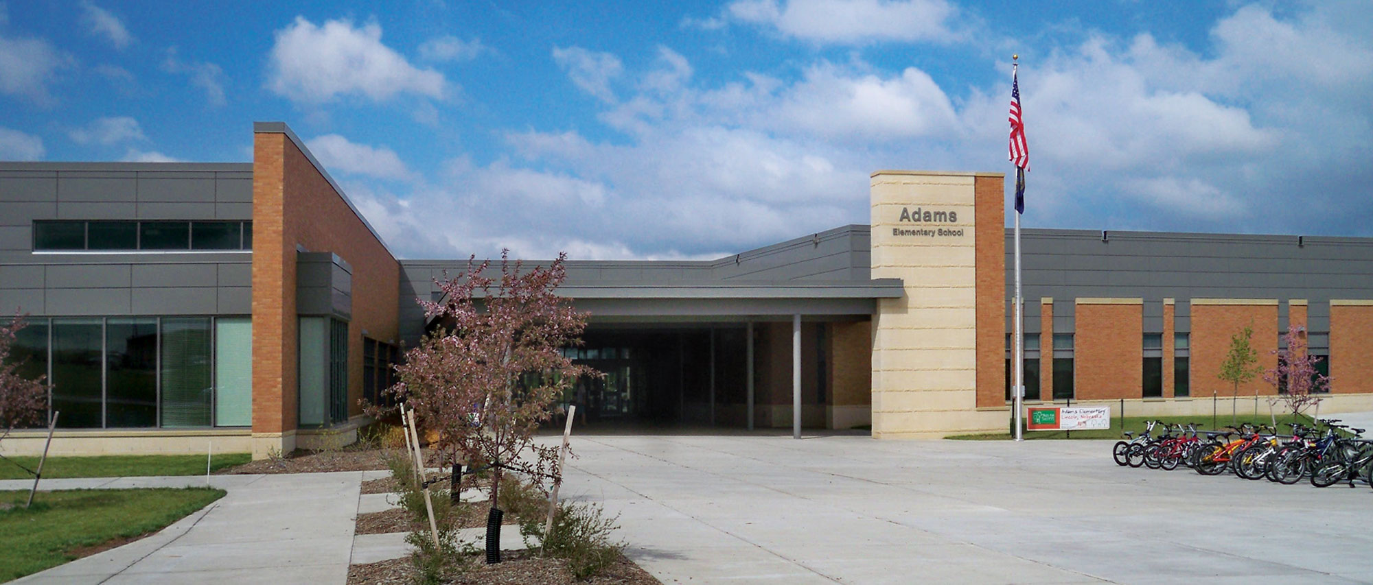 Dave Sinclair Lincoln >> Adams Elementary School | Sinclair Hille Architects ...