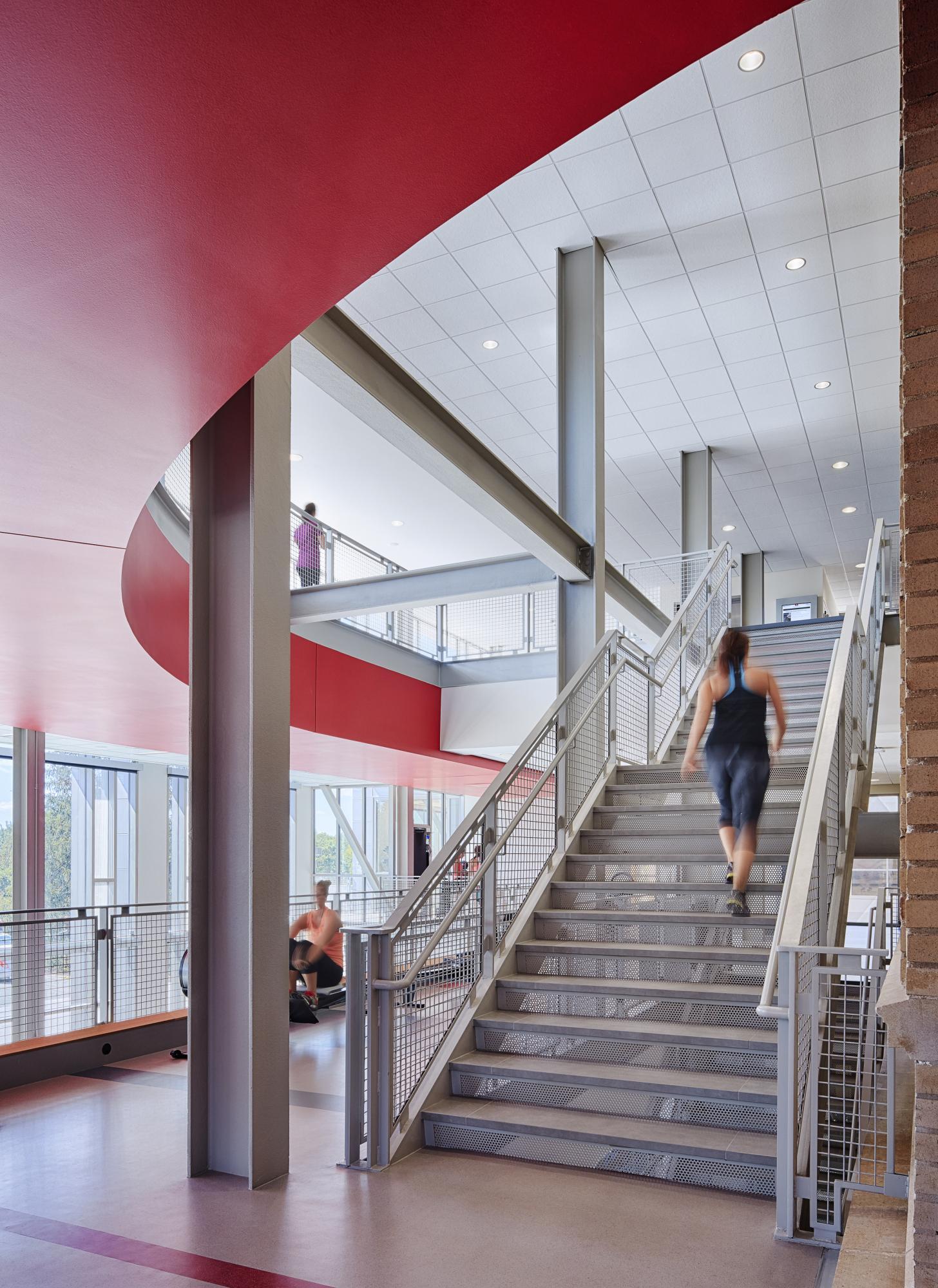 Recreation U0026 Wellness Center East Campus | Sinclair Hille Architects    Architectural Design, Master Planning, Lincoln NE