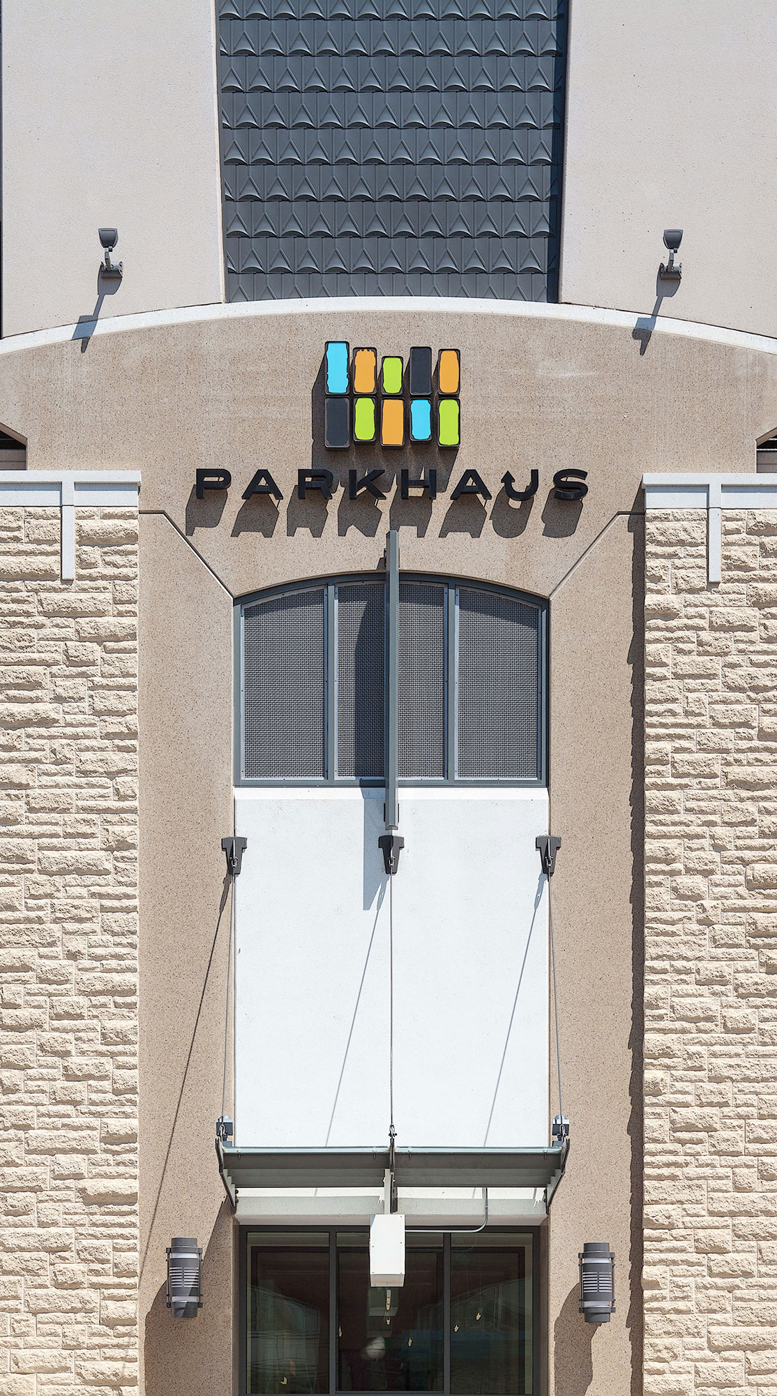 plan city parkhaus