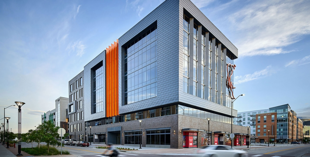 hudl international headquarters office building sinclair hille architects architectural design master planning lincoln ne - Cool Architecture Office Buildings