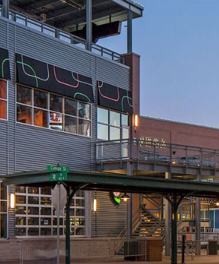 Sinclair Apartments: THE RAILYARD, CANOPY LOFTS AND HOBSON PLACE